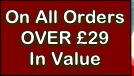 Spend £29 and get Free Delivery